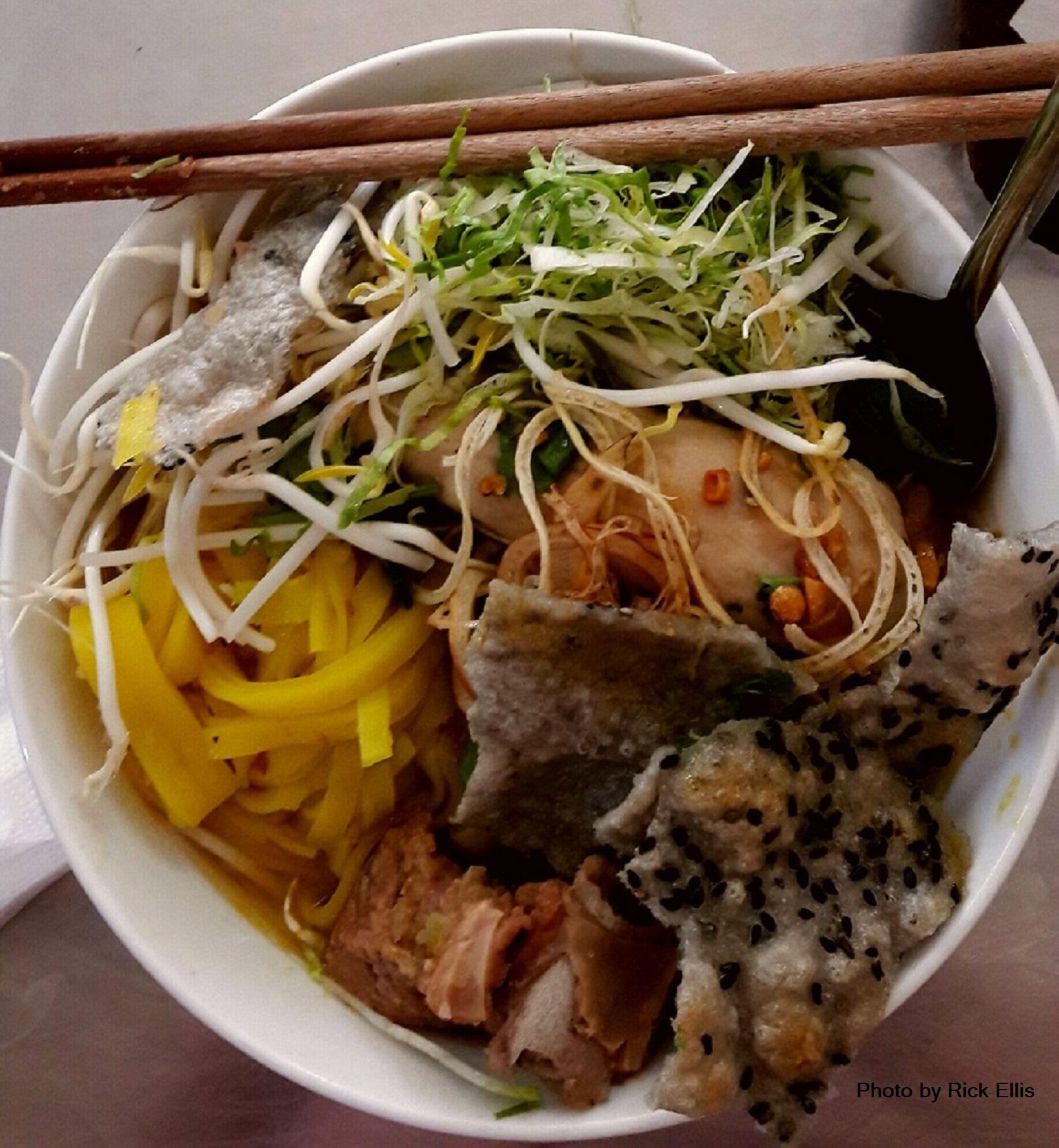 Da Lat-style Mi Quang