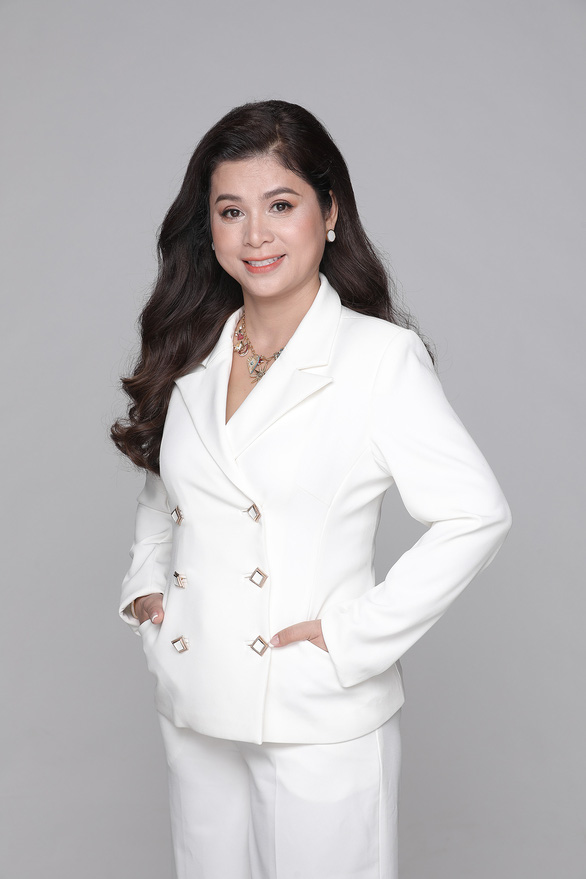 Ms. Le Hoang Diep Thao - CEO of King Coffee in a supplied photo