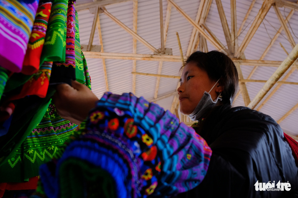 Hmong flavors are alive and well at this tribal market in Vietnam's Central Highlands