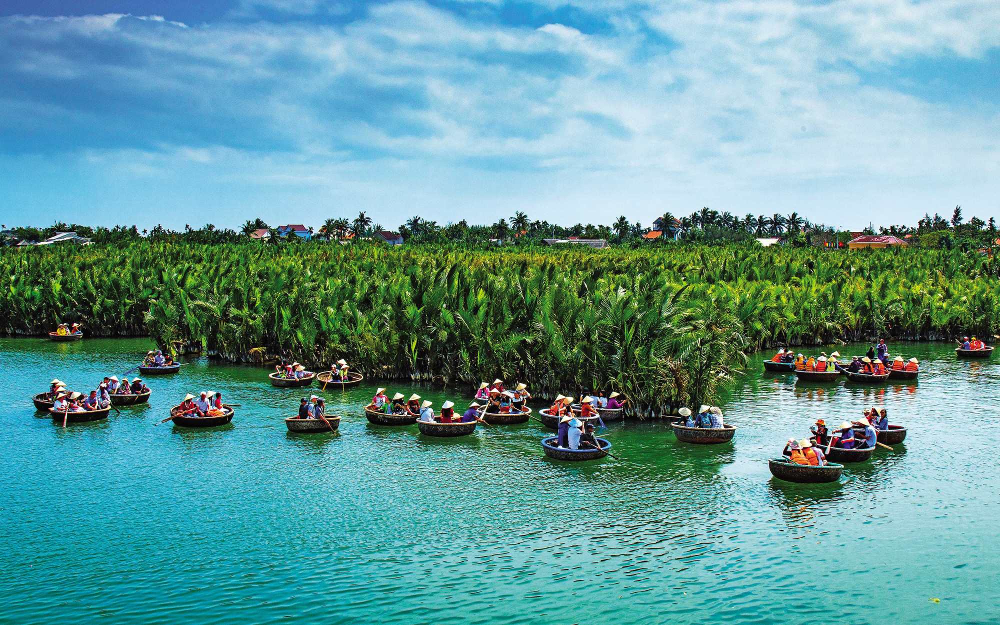 Travel firms contribute to offsetting climate change with tree-planting tours in Hoi An