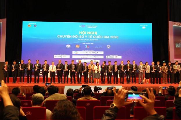 Novartis honored at National Health Digital Transformation Congress
