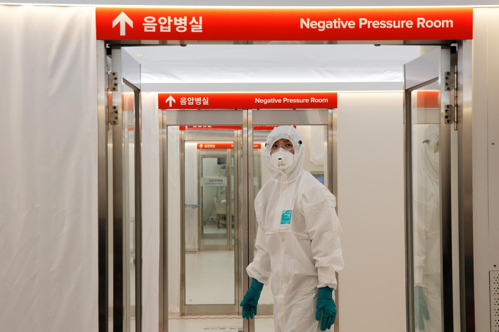 Strike threat by South Korean doctors fans fears of vaccine rollout disruption