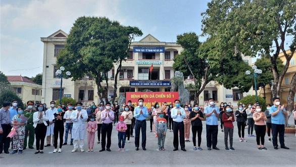 Vietnam announces zero new COVID-19 cases on Monday morning
